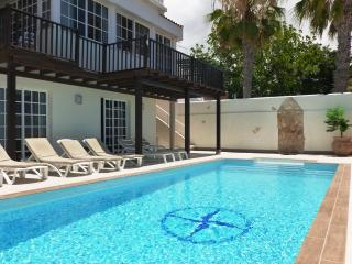 2500 sq ft private villa with private pool, external showers and private terraces