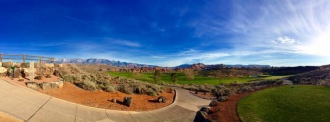 Walk to the Canyon Ridge golf course