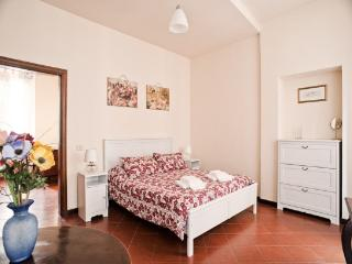 Comfortable 2 Bed 1 Bath Apartment- Trevi Fountain