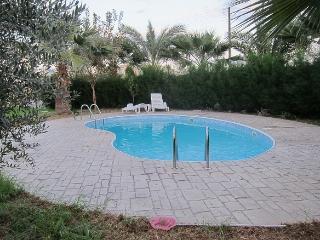Sandy villa, Larnaka City