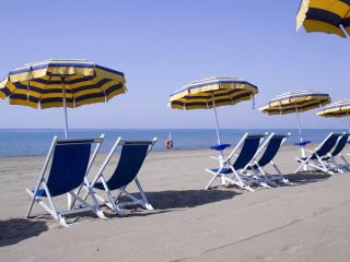 Villa per 5 persone sulla spiaggia
