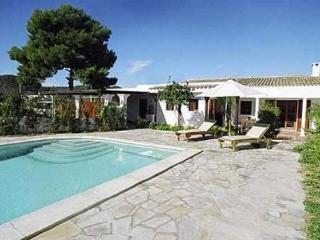Villa with pool Sant Josep de, San Agusti des Vedra