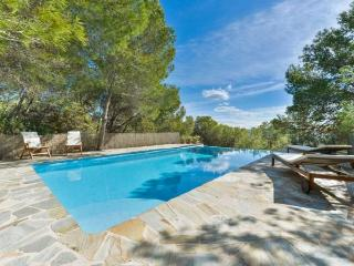 Villa with pool,terrace Ibiza, Sant Jordi