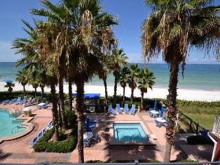 Tides Beach Club 5-354  New Listing! Beautiful Gulf Front 2 Bedroom, 2 Bath!, North Redington Beach