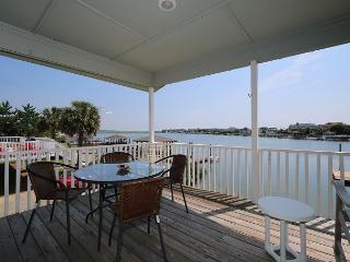 Vonnie's View - 7 bedroom house with a dock and deep water boat access, Wrightsville Beach