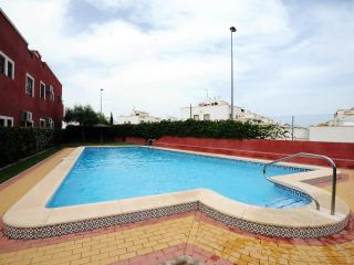 One of 2 communal pools for Guests to use