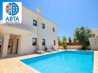 Oceanview Villa 080 - close to amenities and beach, Protaras