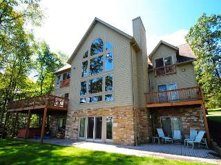 Premiere 5 Bedroom Deep Creek Home showcases stunning panoramic lake views!, McHenry