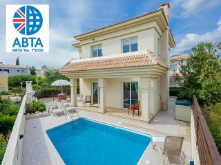 Oceanview Villa 164 - private pool and WiFi, Protaras
