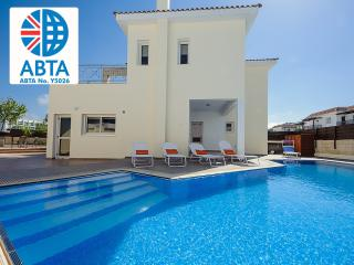 Oceanview Villa 196 - Spacious with Sea Views, Protaras