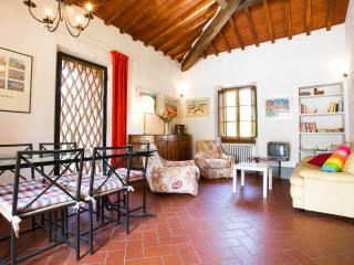 Villa La Pietra Grezza apartment 2 The Lilac 18km. from Florence