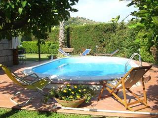 Villa con Piscina Privata, Massa Lubrense