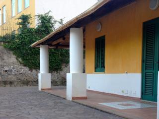Via Sabaudia Canneto, Canneto di Lipari