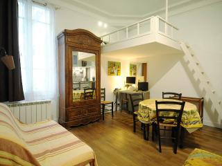 1 Bedroom Paris Apartment Rental