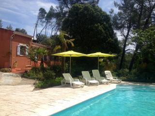 Villa Margaux, Sillans-la-Cascade