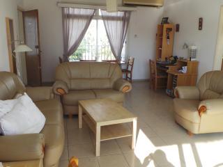 3 bed beach flat in Limassol.