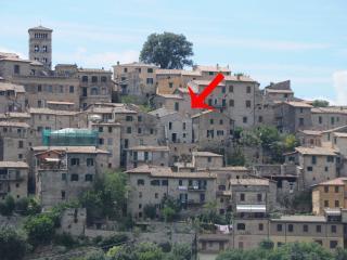 'Porta Romana' in home holiday 'pietre di ASPRA'