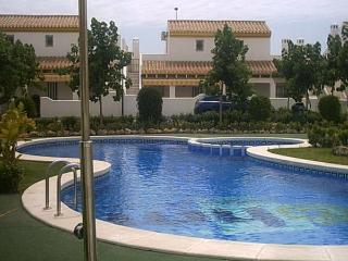 Duplex House with Pool