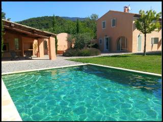 Maison familiale en Provence