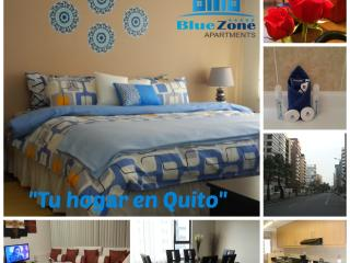 BlueZone Apartments Suite Premium, Quito