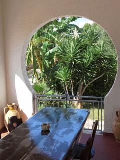 veranda anteriore