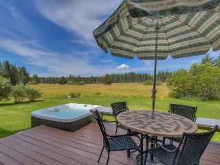 Gorgeous meadow views with private hot tub! - Lester Meadows, South Lake Tahoe