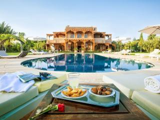 Maraluxe Villa & Domaine Bio, Marrakech