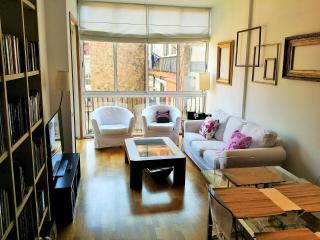Bright and Quiet Flat in Eixample near P de Gracia, Barcelona