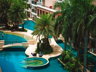 Paradise Park Apartment Pattaya, Bang Lamung