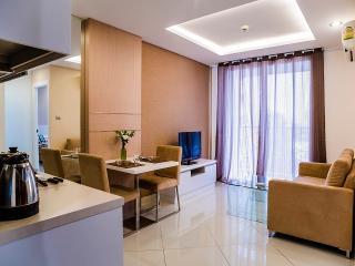 Paradise Park Apartment Pattaya, Bang Lamung