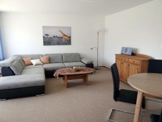 Vacation Apartment in Alpirsbach - 667 sqft, 1 bedroom, 1 living / bedroom, max. 4 People (# 8843)