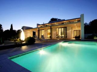 Villa with garden,pool Santa E, Es Canar