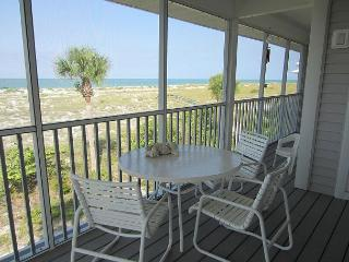 3 Bedroom Sleeps 6 with Great view of the Gulf and A Great Price too! C2124C