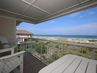Wrightsville Dunes 3C-H - Oceanfront condo with community pool, tennis, beach, Wrightsville Beach