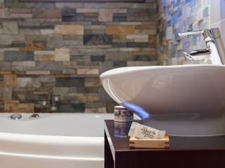 Suite con Jacuzzi-spa en hotel rural