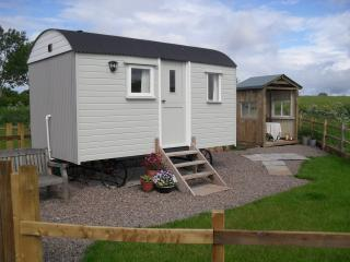Hetton Law Shepherds Hut, Lowick