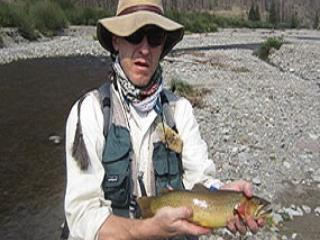 Trophy Fly Fishing Trips in Wyoming