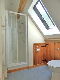 Meal House Double en suite shower room 1