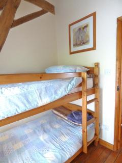 Meal House Bunk Beds are full adults size