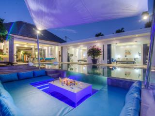 Amazing Luxury villa, 14 m Pool, Rice field view