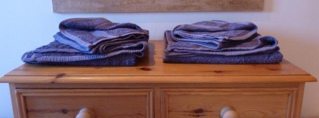 Soft Fluffy Towels