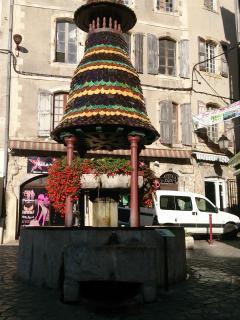 Centre d'Anduze