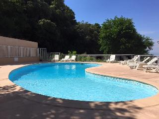 Charming unit WIFI and pool in secured residence, La Garde-Freinet