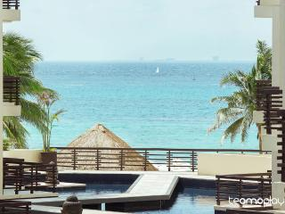 Aldea Thai 205- Oceanview Studio on Mamitas Beach, Playa del Carmen
