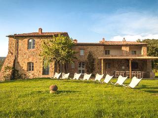 Villa Il Coccio, Sarteano