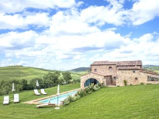 Villa Orcias, Pienza