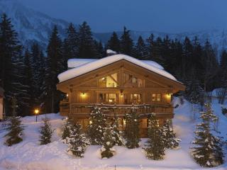 Chalet de charbonnier, Courchevel