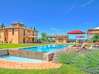 Villa La Fauci, Montelopio