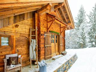 Delahaye Lodge, Courchevel