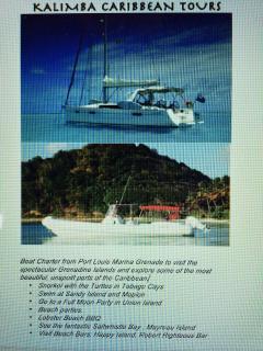 Kalimba Caribbean Tours